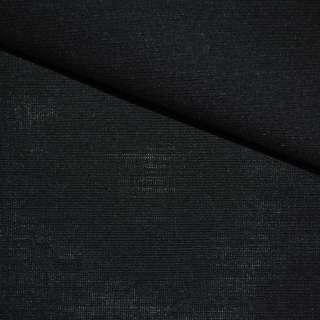 Бортовка черная однотонная ш.160 оптом
