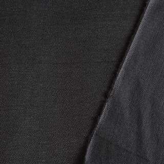 "Дублерин чорно-сірий стрейч ""KUFNER"", ш.90 оптом"