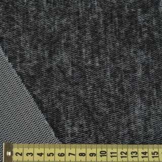 """Дублерин черно-серый """"KUFNER"""", ш.150 оптом"""