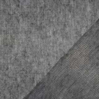 """Флізелін сірий світлий нитковий """"KUFNER"""" Німеччина ш.90 оптом"""