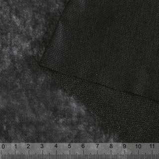"""Флізелін чорний точковий """"KUFNER"""" Німеччина ш.90 (щільн.26) оптом"""