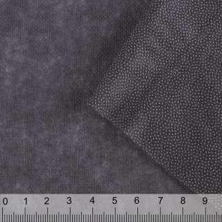 """Флізелін сірий точковий """"KUFNER"""" Німеччина ш.90 (щільн.42) оптом"""