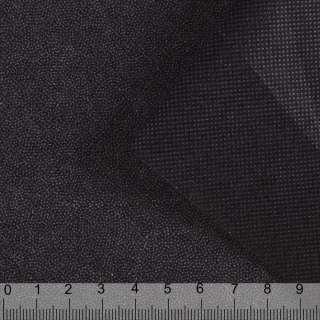 """Флізелін чорний точковий """"KUFNER"""" Німеччина ш.90 (щільн.52) оптом"""