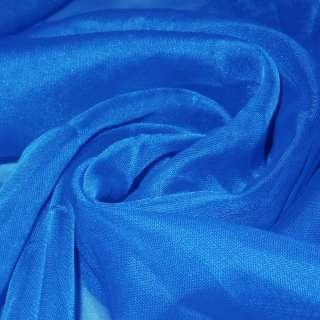 вуаль гладкая св.синяя ш.280 оптом