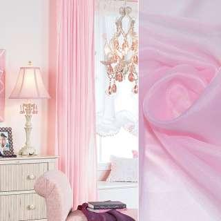 вуаль гладкая бледно-розовая ш.280 оптом