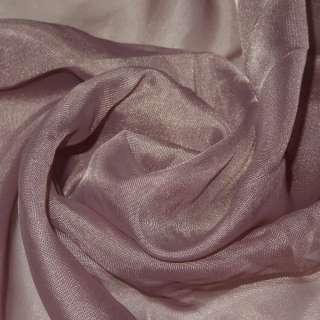 вуаль гладкая сиренево-коричневая (оттен. сирен) ш.280 оптом