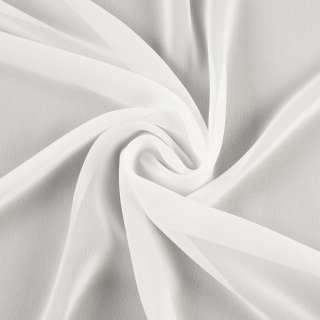 Креп гардини білий, ш.280 оптом