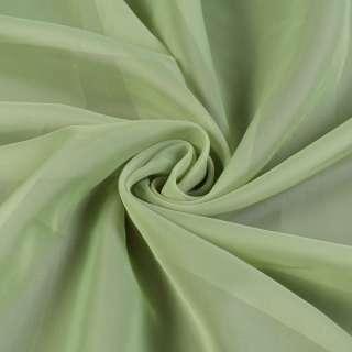 вуаль гл. зелен.оливк ш.2,95 оптом