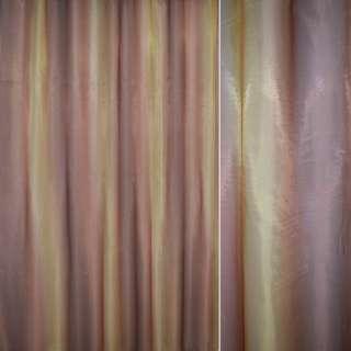 "кристаллон золотисто-терракотов. ""радуга"" ш.270 оптом"