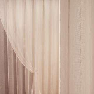 сетка мелкая бежево-розовая  ш.280 оптом