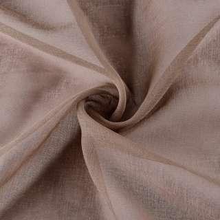 Лен французский бежево-коричневый ш.280 оптом
