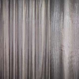 "органза жат. коричнево-серая ""радуга"" ш.280 оптом"