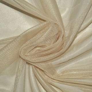 Сітка тюль 1мм бежево-персикова, ш.276 оптом