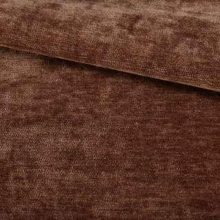 Велюр двухсторонний коричневый ш.280 оптом