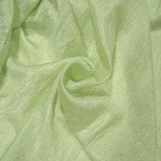 Креш портьерный бледно-зеленый ш.280 оптом