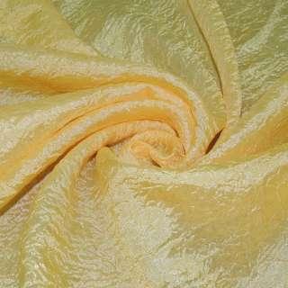 Креш портьєрний жовтий ш.280 оптом