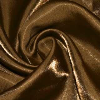 Кристаллон портьерный коричневый ш.280 оптом