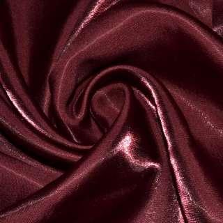 Кристаллон портьерный бордовый ш.280 оптом
