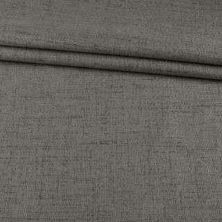 Блэкаут лен серый (на акриловой подложке), ш.280 оптом