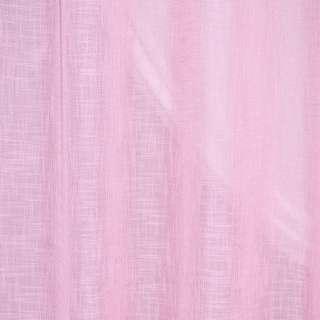 Льон портьєрний блідо-рожевий ш.280 оптом