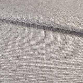 Блекаут льон рогожка сіра платинова ш.280 оптом