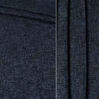 Блэкаут лен синий темный ш.280 оптом