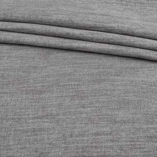 Льон блекаут для штор сірий світлий, ш.280 оптом