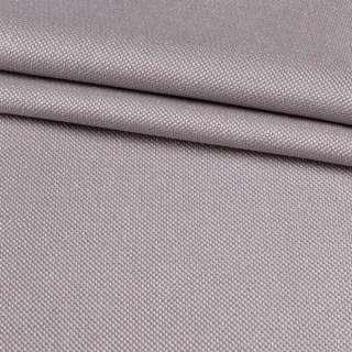 Рогожка дрібна блекаут (софт виворіт) сіра-кварц ш.280 оптом