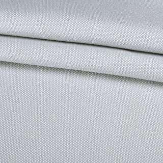 Рогожка дрібна блекаут (софт виворіт) сірий небесний ш.280 оптом