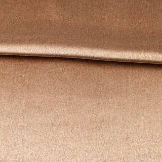 Софт блэкаут меланж с блеском оранжево-песочный ш.280 оптом