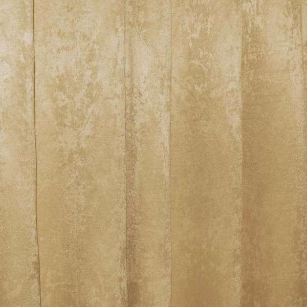 Софт муаровый с блеском бежевый перламутровый, ш.280 оптом