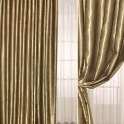 Софт муаровый с блеском  оливковый темный, ш.280 оптом
