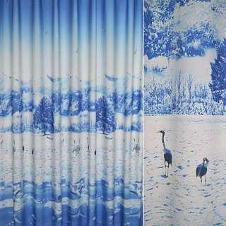 атлас фото голуб зима, птицы ш.270 оптом