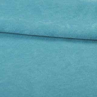 софт портьерный бирюзовый, ш.280 оптом