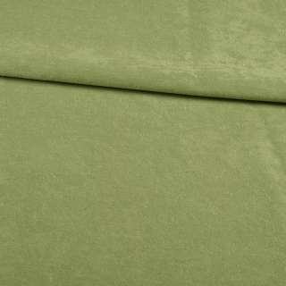 Софт портьерный зеленый светлый, ш.280 оптом
