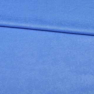 софт портьерный голубой темный, ш.280 оптом