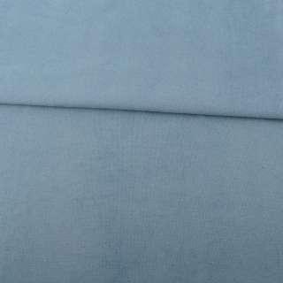 Софт портьерный серо-голубой ш.280 оптом