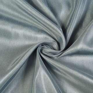 Шелк портьерный искусственный серый, ш.290 оптом