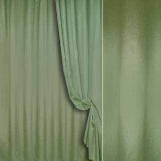 Шовк портьєрний штучний зелений ш.280 оптом