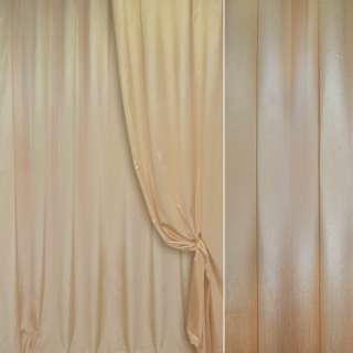 шелк порт. (иск) золотисто-горчичный ш.280 см. оптом