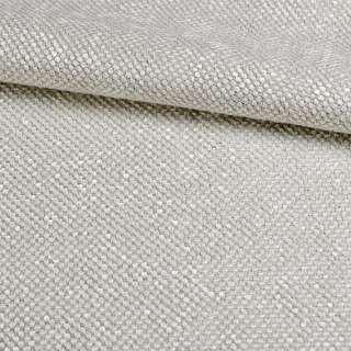 Рогожка шеніллова блекаут 80% сіра світла, ш.280 оптом