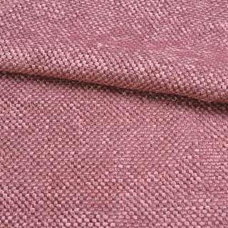 Рогожка шенилловая блекаут розовая пурпурная темная ш.280 оптом