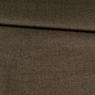 Рогожка деко коричнево-черная, ш.160 оптом
