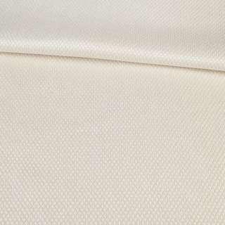 Рогожка деко интерьерная белая, ш.160 оптом
