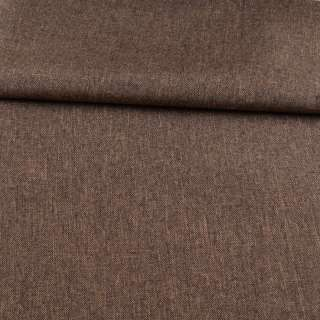 Рогожка коричневая дублированная (на войлочной основе), ш.150 оптом