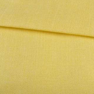 Рогожка на клеевой основе желтая, ш.150 оптом