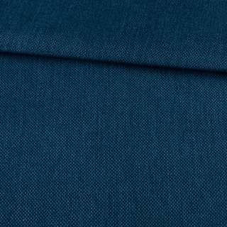 Рогожка на клеевой основе синяя, ш.150 оптом