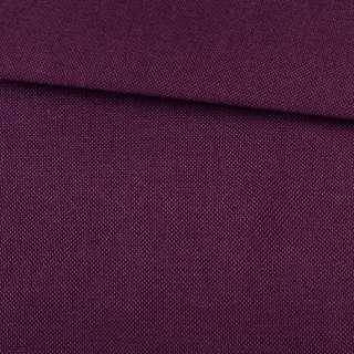 Рогожка на клеевой основе фиолетовая, ш.150 оптом