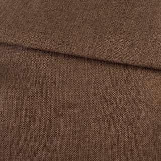 Рогожка на клеевой основе коричневая светлая, ш.150 оптом
