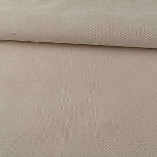 Шенілл меблевий бежевий молочний вузький, ш.55 оптом